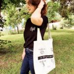 tote bag CoVeN coton recyclé Michelle