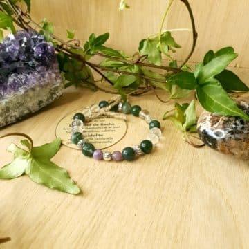 bracelet pierre lithotherapie emotion